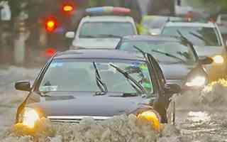 汽车被暴雨淹了保险赔不赔? 什么情况下保险公司会拒赔?